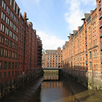 ハンブルク倉庫街