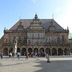 ブレーメン市庁舎