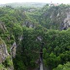 カルスト渓谷