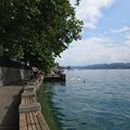 チューリヒ湖