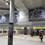 地下の渋谷川